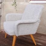 50-luvun nojatuoli