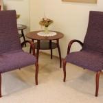 Harlekiini-tuolit