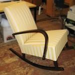 40-luvun keinunojatuoli