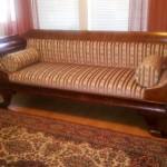 Biedermeier-sohva