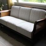 Chippendale-sohva